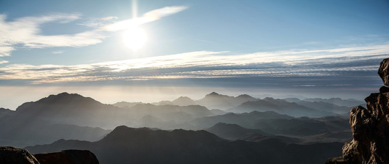 Sinai mountains