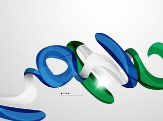Abstract futuristic design background
