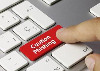 Caution Phishing