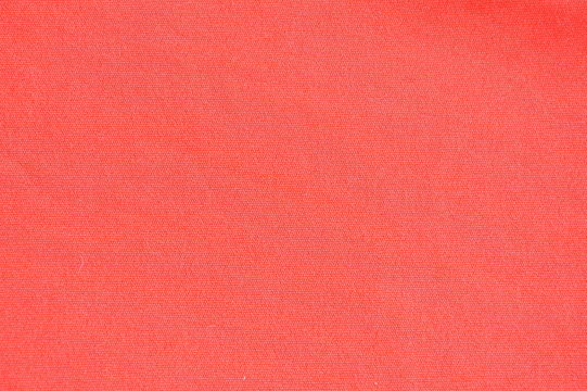 red stretch fabric texture and background