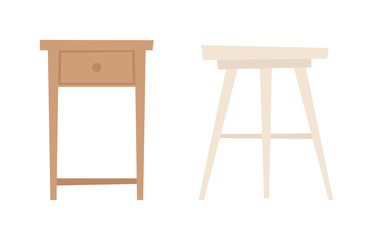 Chair vector vector illustration.