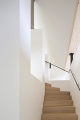 stairs up house large living space