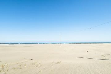写真素材「片貝海水浴場」