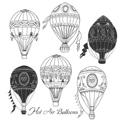 Air Balloons Backgr-06