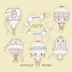 Air Balloons Backgr-141