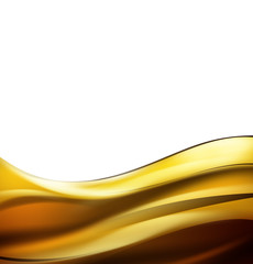 Oily wave background