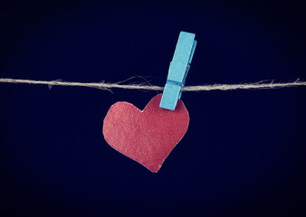 Heart on the Rope