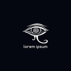 eye vision logotype