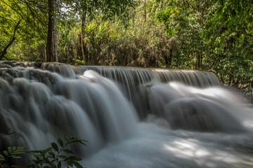 Romantic Kuang Si Falls