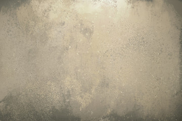 digital painting of grey texture background on the basis of paint Wall mural
