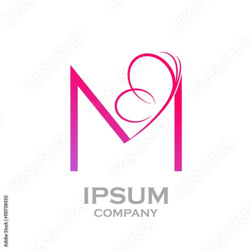 Letter M logo 5e321707b