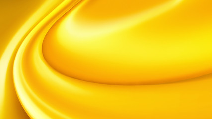 bright yellow background