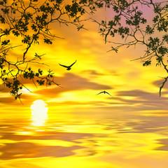 Beautiful natural landscape.