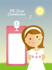 Reminder - Invitation First Communion