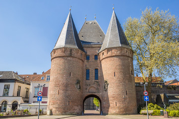 Koornmarktspoort in the historical center of Kampen Fototapete