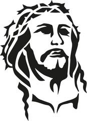 Jesus christ head