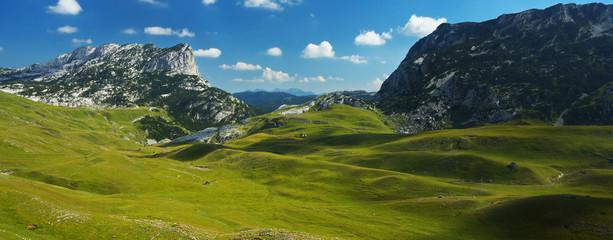 Landscape of Monte Negro