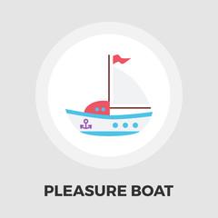 Pleasure Boat Icon
