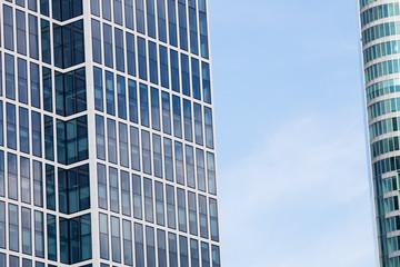 Corporate Skyscraper in Frankfurt, Germany