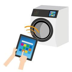 インターネット家電 洗濯機