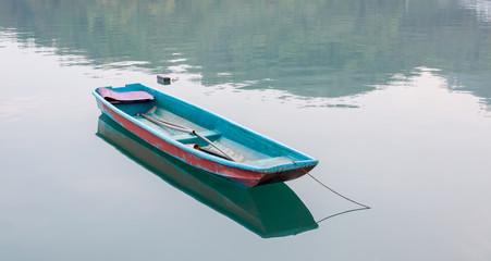paddling boat