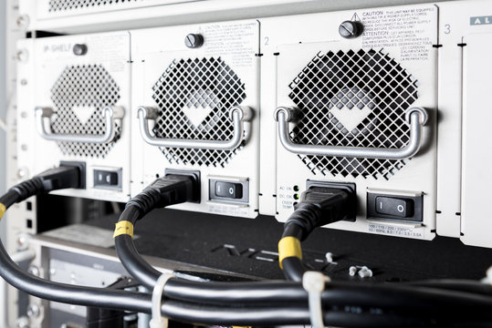 Power Supply of network core switch