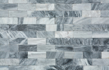 marble brick wall.