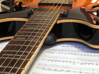Jazz guitar lesson