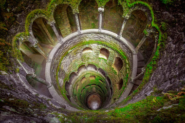 Sintra, Portugal at the Initiation Well Fototapete