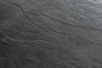 Dark stone background, stone texture  Wall mural