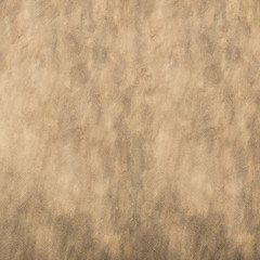 Abstract light brown oil painting on the canvas background with brush stokes on oil paint . Art concept.