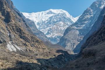 Annapurna sanctuary, Nepal.