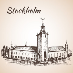 Sweden - Stockholm City Hall