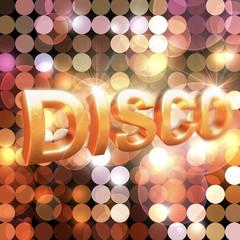 Illustration Musique Disco