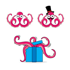 Octopus in The Box