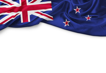 Aluminium Prints New Zealand Neuseeland Banner