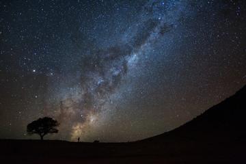 Une nuit étoilée extraordinaire