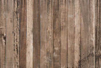 empty wood floor texture for background.