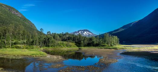Norwegen, das Land der Fjorde