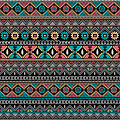 native ethnic seamless pattern