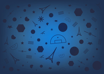 abstract sport vector background