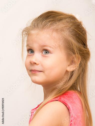 Девочка крупным планом фото фото 312-837