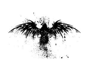 eagle abstrack