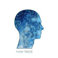 human inner world concept