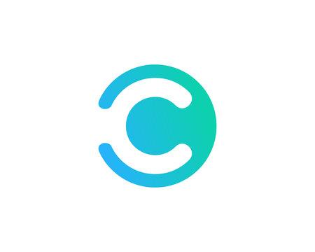 Letter C Modern