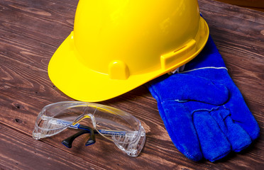 Personal protective safety equipment.