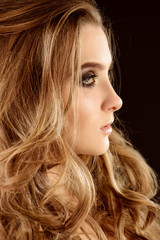 beauty in profile