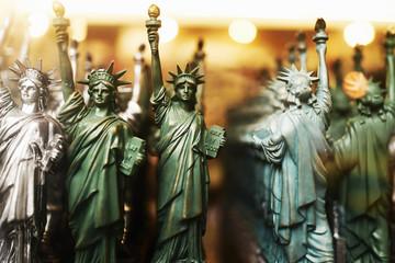 Statue of Liberty, souvenirs, New York, USA