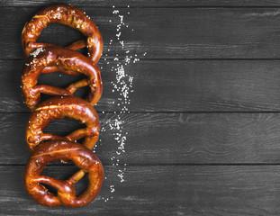 pretzels  food photo