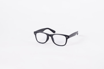 spectacles isolated